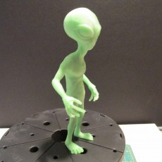 Picture of print of Grey Alien This print has been uploaded by joe lubinski