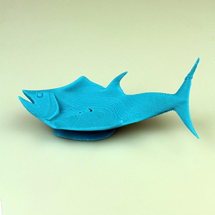 Tuna Soap Dish