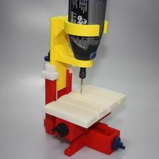 Mini milling machine