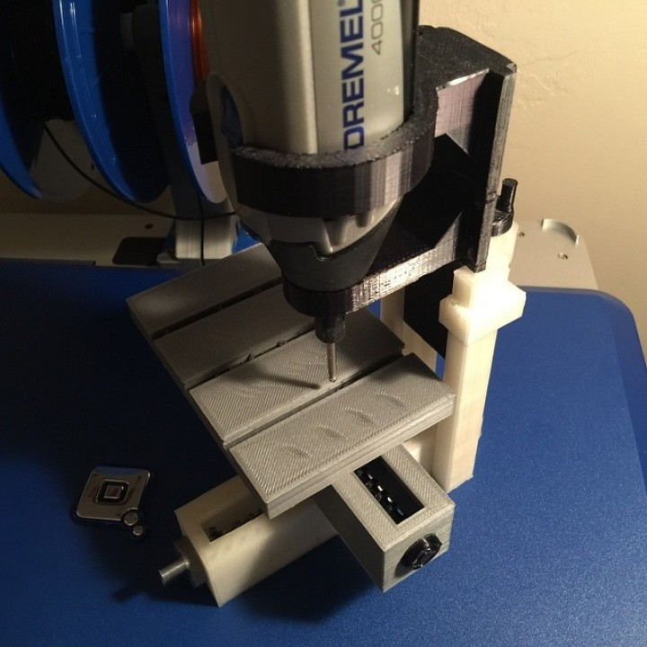 Picture of print of Mini milling machine This print has been uploaded by Jason miller