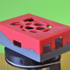 Picture of print of Raspberry Pi Case