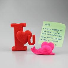 Love magnet / I Vase & Snail