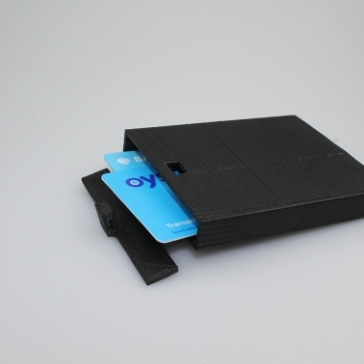 Credit card box