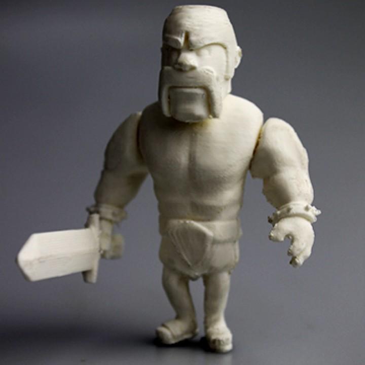 3D Printable Clash Royale