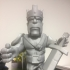Barbarian King Clash Of Clans print image