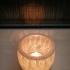 Elusive shapes Spherical print image