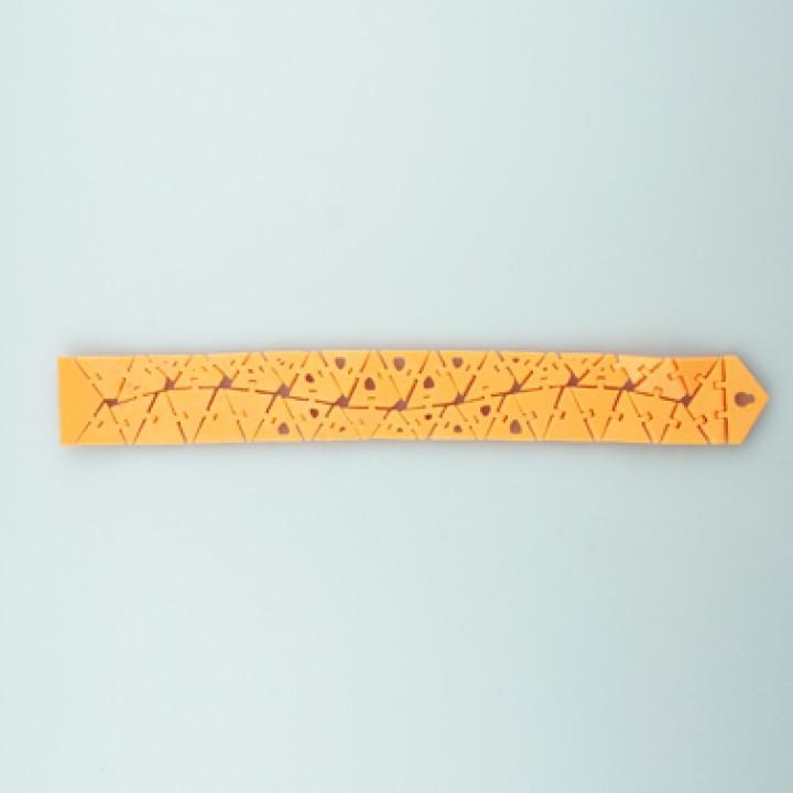 Kinematics Bracelet