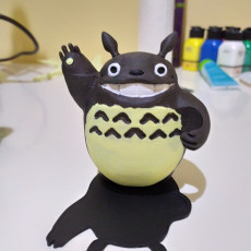 Picture of print of TOTORO Pen holder