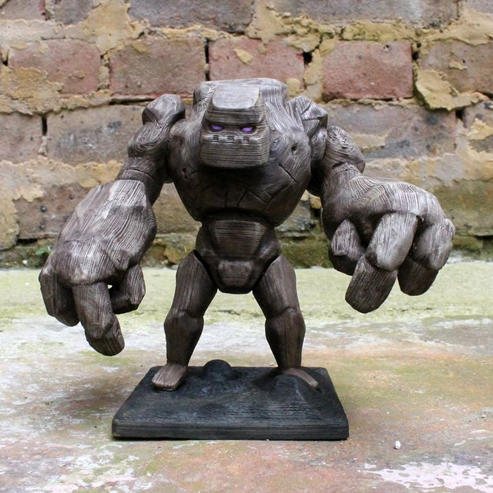 Golem Lv.1 Clash of Clans