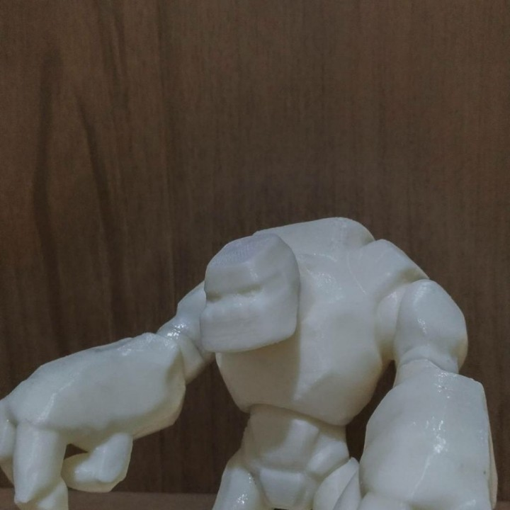 Picture of print of Golem Lv.1 Clash of Clans This print has been uploaded by Alecsander Lima