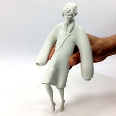 Jo Ratcliffe Zoetrope Figurine