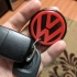 VW Key Hook print image