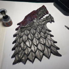 Picture of print of House Stark Game Of Thrones Esta impresión fue cargada por Frank Klötzer