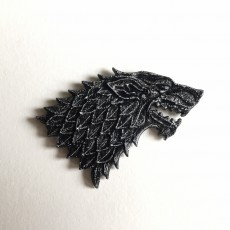 Picture of print of House Stark Game Of Thrones Esta impresión fue cargada por Jes Olavides