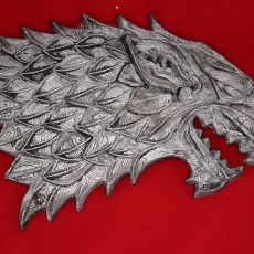 Picture of print of House Stark Game Of Thrones