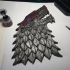 House Stark Game Of Thrones print image