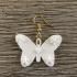 Butterfly Earrings print image