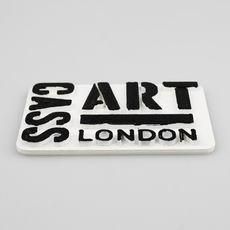 CASS Art Logo Plaque