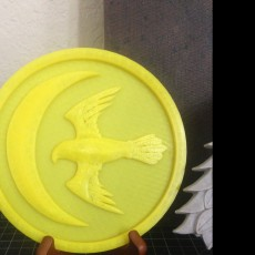 Picture of print of House Arryn Game Of Thrones