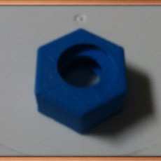 Picture of print of Support free strong Bolt