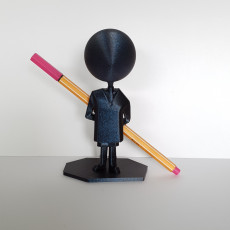 Picture of print of Bic Pen Holder