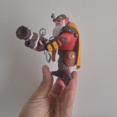 Picture of print of Dota 2 Sniper