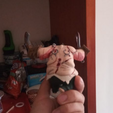 Picture of print of Dota 2 Pudge