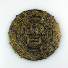 Pirate medallion