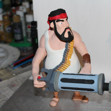 Picture of print of Boom Beach Heavy Lv.1