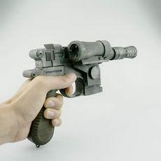Han Solo's Blaster Star Wars