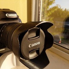 Picture of print of Canon EW-73B Lens Hood This print has been uploaded by Bill Fowle