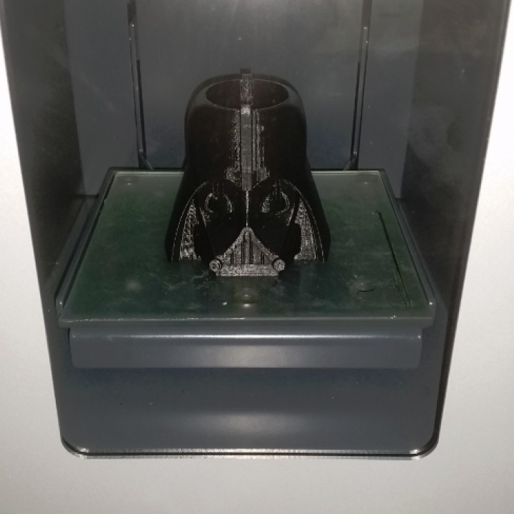 Picture of print of Darth Vader Pen Cup This print has been uploaded by Danny Abas