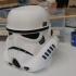 Stormtrooper Pen Cup print image