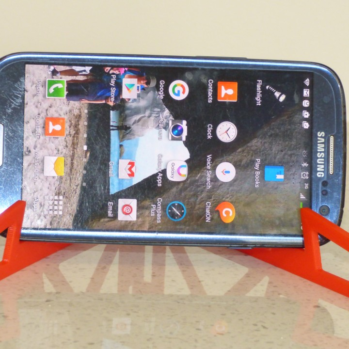 Picture of print of Phone and Tablet stand This print has been uploaded by Ben Beattie