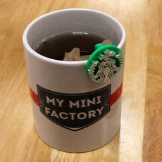Starbucks Teabag Hook
