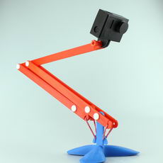 Anglepoise GoPro stand