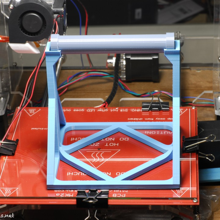 Picture of print of Table spool holder This print has been uploaded by Personal Drones