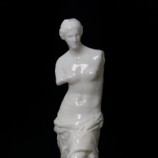 Picture of print of Venus de Milo at The Louvre, Paris Esta impresión fue cargada por Polymaker