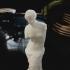 Venus de Milo at The Louvre, Paris print image