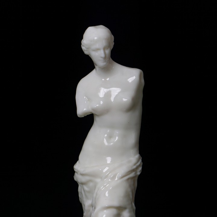 Picture of print of Venus de Milo at The Louvre, Paris This print has been uploaded by Polymaker