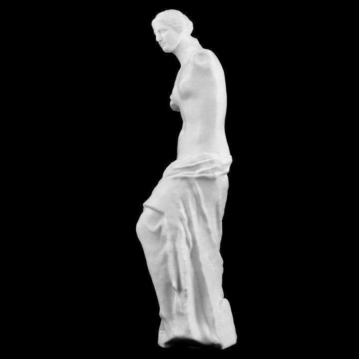 Venus de Milo at The Louvre, Paris
