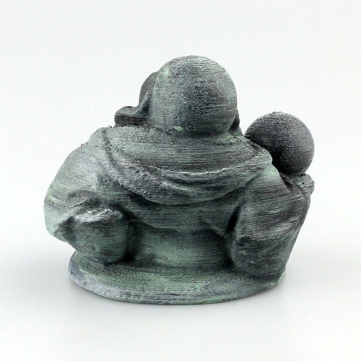 Glad Buddha