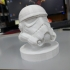 Star Wars Stormtrooper Bust print image
