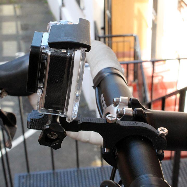 GoPro handlebar mount