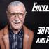 Stan Lee print image