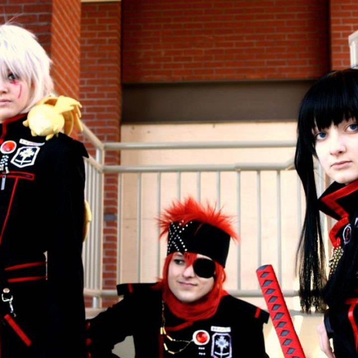 D Gray Man Timcanpy for cosplay