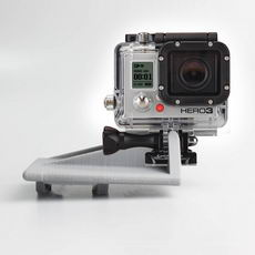 GoPro L shape bracket