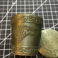 Picture of print of GOT Stark Dice Cup Этот принт был загружен Mark Brown