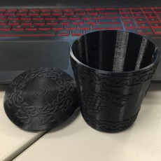 Picture of print of GOT Stark Dice Cup