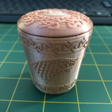 Picture of print of GOT Stark Dice Cup Этот принт был загружен Kerry Odell